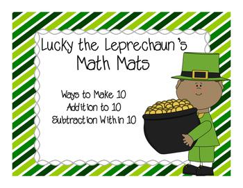 Lucky Math Mats