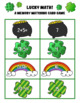 Lucky Math - Memory Match Game (Common Core Aligned)