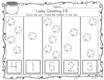 Lucky Math Sample