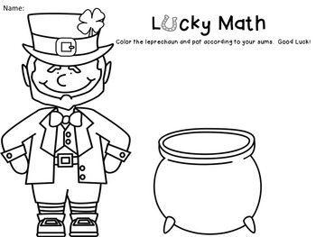 Lucky Math with Addition and Odds and Evens