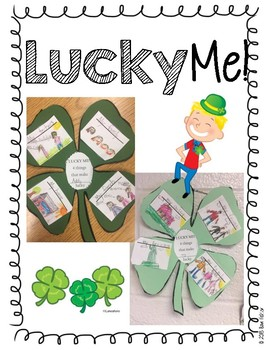 Lucky Me! St. Patrick's Day Craftivity
