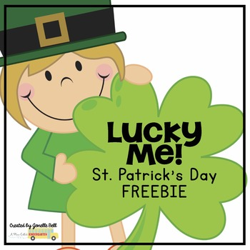 Lucky Me! St. Patrick's Day Freebie