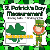 St. Patrick's Day Math Measurement