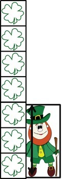 St. Patrick's Day Math Measurement