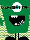 Lucky Monsters Math