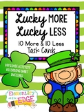 Lucky More & Less Activity (10 More & 10 Less)