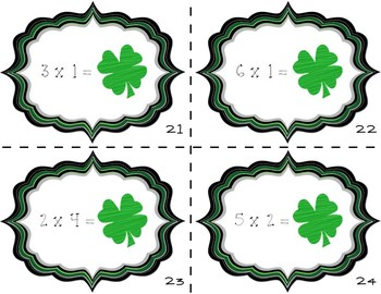 Lucky Multiplication Scoot