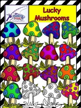 Lucky Mushrooms