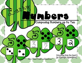Composing Numbers Up to 10