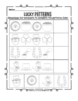 Lucky Patterns!