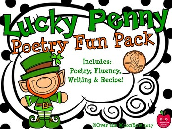 Lucky Penny St. Patrick's Day Poetry Fun Pack