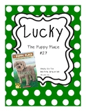 Lucky - Puppy Place Book Unit - Comprehension and Skill Based