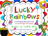 Lucky Rainbows: A Compound Word Activity and Leprechaun Birthday Celebration