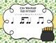 Lucky Rhythms - St. Patrick's Day Interactive Game to Practice Tika-ti