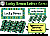Lucky Seven Letter Game