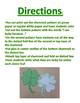 Lucky Shamrock Craftivity (St. Patrick's Day, four leaf clover)