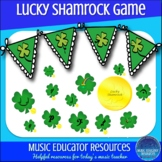 Lucky Shamrock Game