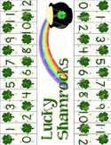 Lucky Shamrocks Math Game