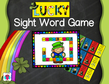Lucky Sight Word Game
