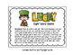 Lucky Sight Word Game for St. Patrick's Day (Fry Version)