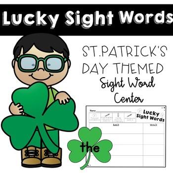 Lucky Sight Words
