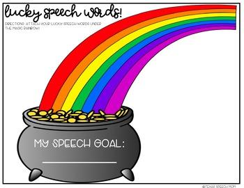 Lucky Speech Coins: An Open Ended Activity