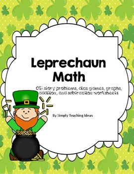Lucky St Patricks Day Math