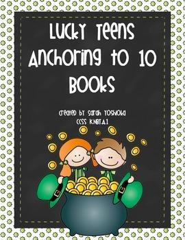 Lucky Teens Anchor to 10 Book