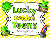 Lucky Tens Frames - St. Patrick's Day