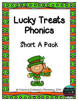 Lucky Treats Phonics: Short A Pack