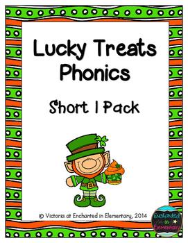 Lucky Treats Phonics: Short I Pack