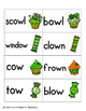 Lucky Treats Phonics: Vowel Digraphs and Diphthongs Pack 1: ow, ou, oo, ew