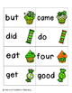 Lucky Treats Sight Words! Primer List Pack