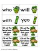 Lucky Treats Sight Words! Primer List Pack