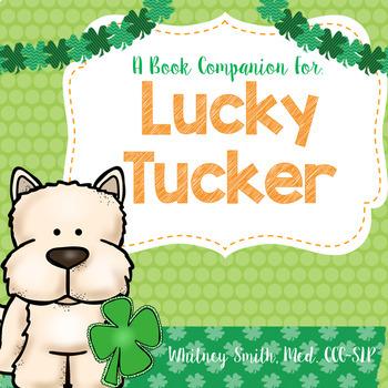 Lucky Tucker Book Companion