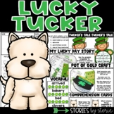 Lucky Tucker (Book Questions, Vocabulary, & Pot of Gold Craft Booklet)