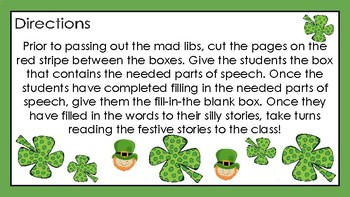 Lucky You!: St. Patrick's Day Mad Libs (Holiday Fun for all Ages!)
