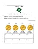 Lucky You St Patricks Day Radius, Diameter, Area, Circumference
