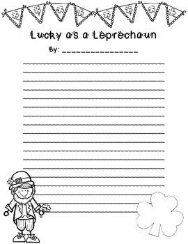 Lucky as a Leprechaun