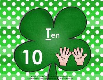 Lucky@ Counting up to Ten