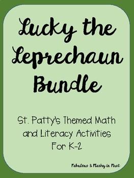 Lucky the Leprechaun St. Patrick's Bundle