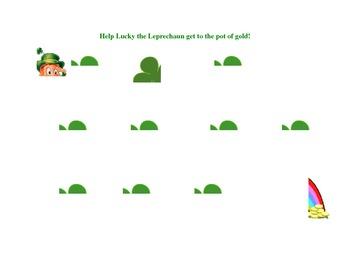 Lucky the Leprechaun Game