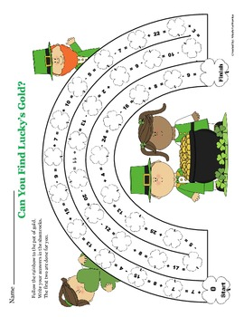 Lucky the Leprechaun's St. Patrick's Day Pack