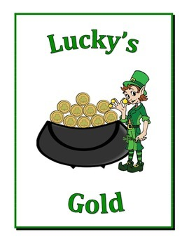 Lucky's Gold Ten Frame Game