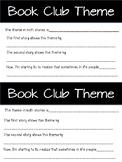 Lucy Calkins Book Series/Club Theme