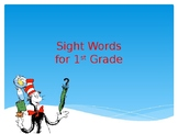 Lucy Calkins 1st Grade Sight Word Powerpoint