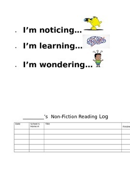 Lucy Calkins 2nd Grade Reading-Becoming Experts Nonfiction-Unit 2, Bend I