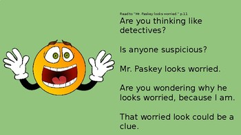 Lucy Calkins 3rd Grade Mystery Reading Unit Power Point