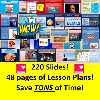 Lucy Calkins 3rd Grade READING Unit 3 Slides Lesson Plans ALL SESSIONS