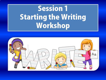 Lucy Calkins Lesson Plans Slides 3rd Writing Unit 1: Crafting True Stories